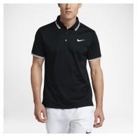 Imagem - Camisa Polo Masculina Nike Court Dry Solid 830847-010  - 053971