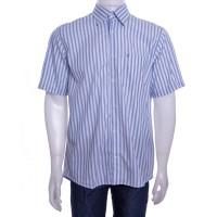 Imagem - Camisa Social Masculina Luiz Eugenio Fio 100 Manga Curta 11031  - 049660