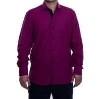 Imagem - Camisa Social Masculina Luiz Eugenio Slim Comfort Fio 80 8274  - 038427