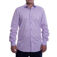 Imagem - Camisa Social Masculina Luiz Eugenio Slim Fio 80 20048  - 033248