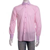 Imagem - Camisa Social Masculina Luiz Eugenio Slim Fio 80 20048  - 033249
