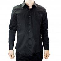 Imagem - Camisa Social Masculina Porto & CO Slim Fit P118  - 045231