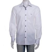 Imagem - Camisa Social Masculina W.Albann Slim Fio 50 10066  - 038408