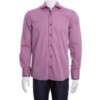 Imagem - Camisa Social Masculina W.Albann Slim Fio 60 30010  - 049647