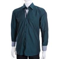 Imagem - Camisa Social Masculina W.Albann Slim Fio 60 6166  - 043567