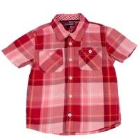 Imagem - Camisa Xadrez Infantil Bebê Tommy Hilfiger Thklbos29064 - 050888