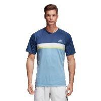 Imagem - Camiseta Masculina Adidas Colorblock Club  - 057229