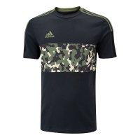 Imagem - Camiseta Masculina Adidas Tiro Tee Aop Gu8189 - 061529