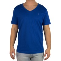 Imagem - Camiseta Masculina Coca-Cola Gola V 035.32.04821  - 045952