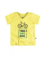 Imagem - Camiseta Infantil Gola V Hering Kids 5cevytv07  - 050603