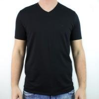 Imagem - Camiseta Masculina Happy Decote V 10812014003  - 042396