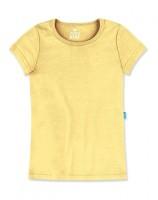Imagem - Camiseta Infantil Feminina Hering Kids Básica 5c97kgh07  - 050621