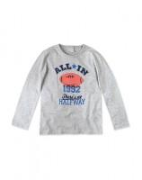 Imagem - Camiseta Infantil Hering Kids Manga Longa 5ch7au810  - 054304