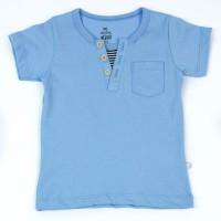 Imagem - Camiseta Infantil Masculina Hering Kids 5cfaax307  - 051400
