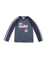 Imagem - Camiseta Infantil Masculina Hering Kids 5ch2rwf10 - 054413