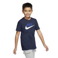 Imagem - Camiseta Infantil Nike Sportswear Futura Icon Menino Ar5252-411  - 061746