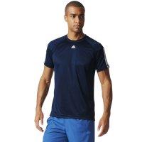 Imagem - Camiseta Masculina Adidas Base 3S Aj5743  - 052014