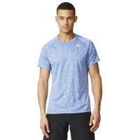 Imagem - Camiseta Masculina Adidas Base Mescla Ay7294  - 052036
