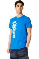 Imagem - Camiseta Masculina Adidas Ess Linear Ay7180  - 053521
