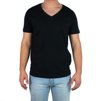 Imagem - Camiseta Masculina Coca-Cola Gola V 035.32.04821  - 045954