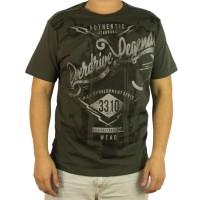 Imagem - Camiseta Masculina Gola Redonda Dixie 10.01.7227  - 052259