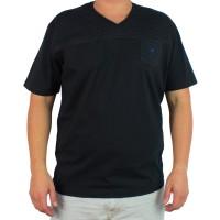 Imagem - Camiseta Masculina Gola V Dixie 11.22.0034  - 052820