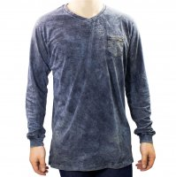 Imagem - Camiseta Masculina Gola V Dixie 11.23.0001  - 055312
