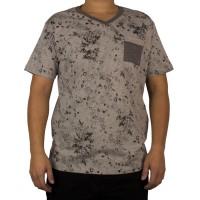 Imagem - Camiseta Masculina Gola V Dixie Especial 11.22.0019  - 052275