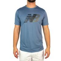 Imagem - Camiseta Masculina Running New Balance Accelerate Mt53066  - 052358