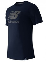 Imagem - Camiseta Masculina New Balance Essentials SS Mt53511  - 052360