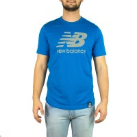 Imagem - Camiseta Masculina New Balance Essentials SS Mt53511  - 052359
