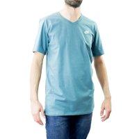 Imagem - Camiseta Masculina Nike TTE-V Neck 827023-063  - 056211