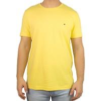 Imagem - Camiseta Masculina Tommy Hilfiger Básica Th0887893554  - 051925