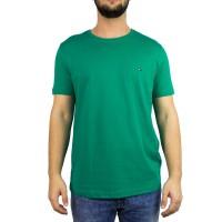Imagem - Camiseta Masculina Tommy Hilfiger Básica Th0887893554  - 051926
