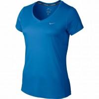 d1579b990c Imagem - Camiseta Feminina Nike Miller V-Neck Manga Curta 686917-435 -  050997