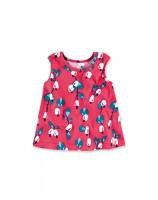 Imagem - Regata Infantil Menina Hering Kids 51kg1a00  - 052725