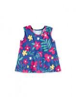 Imagem - Regata Infantil Menina Hering Kids 51kg1a00  - 052726