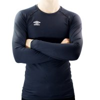 Imagem - Camiseta Térmica Umbro TWR Basic 529458  - 054977