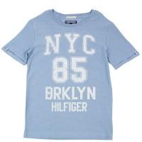 Imagem - Camiseta Infantil Masculina Tommy Hilfiger Thkkb0t29184 - 043006