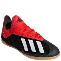 Imagem - Chuteira Infantil Futsal Adidas X 18.3 Bb9395 - 058515