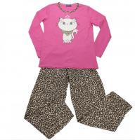 Imagem - Pijama Feminino Puket 30601108 Longo Divas - 041544