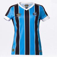 Imagem - Camisa Oficial Feminina Umbro Grêmio 2019 837901  - 059095