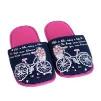 Imagem - Chinelo Feminino Smile Bicicleta 131236  - 049457