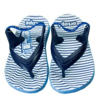 Imagem - Chinelo Infantil Masculino Ortopé Aqua Flex PVC - 056885