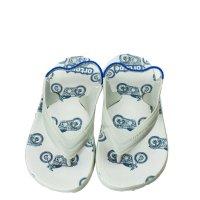 Imagem - Chinelo Infantil Masculino Ortopé Aqua Flex PVC - 056886