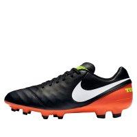 Imagem - Chuteira Futebol de Campo Nike Tiempo Genio II 819213-018  - 054126