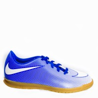 Imagem - Chuteira Infantil Futsal Nike Bravata II IC JR 844438-004  - 054744
