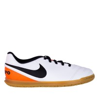 Imagem - Chuteira Infantil Futsal Nike Tiempo Rio III JR 819196-108  - 049117