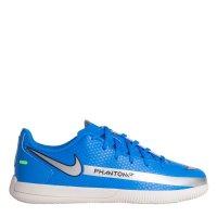 Imagem - Chuteira Infantil Futsal Nike Phantom GT Club Menino Ck8481-400  - 061105