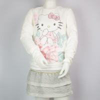 Imagem - Conjunto Infantil Feminino Hello Kitty 1207.87149  - 048937